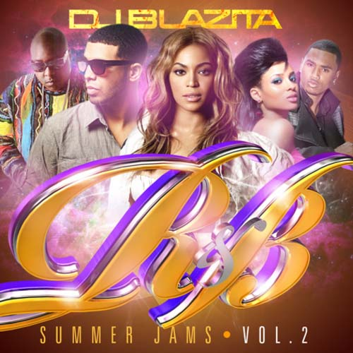 dj blazita rnb summer jams vol 2