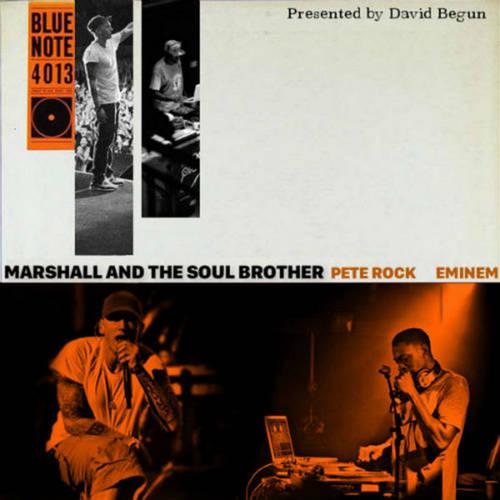 Eminem & Pete Rock - Marshall & The Soul Brother (Blend Tape