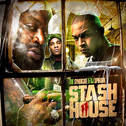 VA-The Syndicate & DJ Spinatik - Stash House 11-2011-(WB)