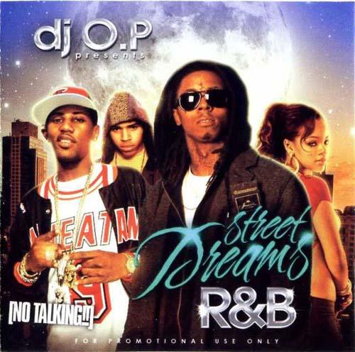 DJ OP - Street Dreams R&B