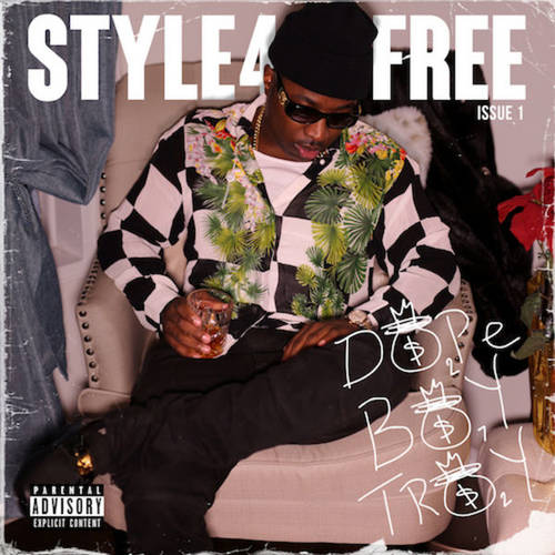 Troy Ave - Style 4 Free Issue 1