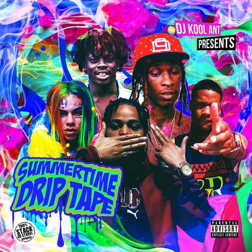 Stack Or Starve – SummerTime Drip Tape