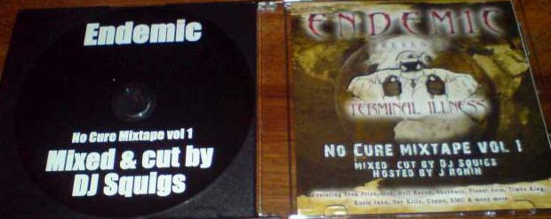 Endemic presents terminal illness no cure mixtape vol 1 - Welcome to the ghetto instrumental ...