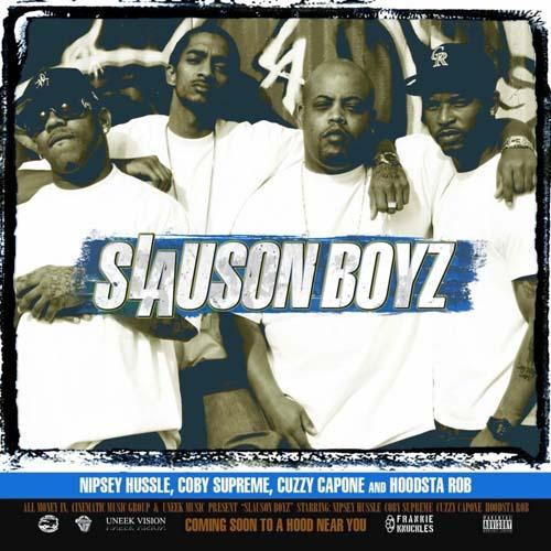 Nipsey Hussle Slauson Boy 2