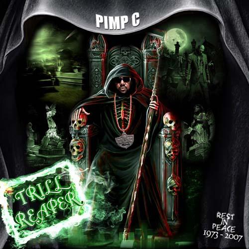 Pimp C - Trill Reaper | MixtapeTorrent com