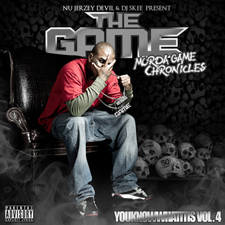 The Game You Know What it is vol. 4 (Murda Game Chronicles)