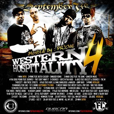 crooked i hip hop weekly mixtape vol 3