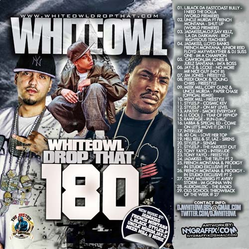 dj whiteowl drop that 180