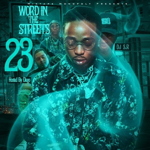 DJ S.R. - Word In The Streets 23