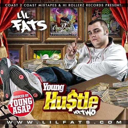 Cover: Lil Fats - Young Hustle Vol.2