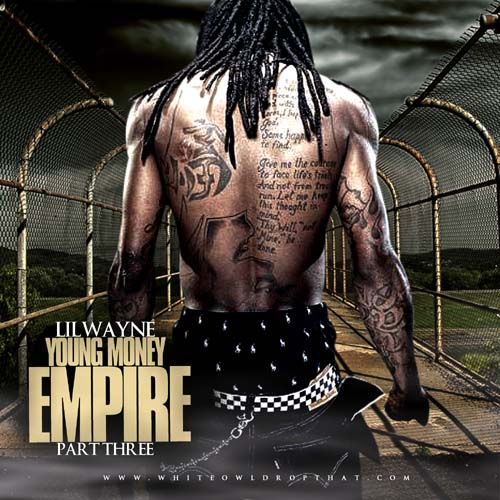 Lil Wayne Ft Young Money - We Are Young Money 07. Lil Wayne - Jail Sentence
