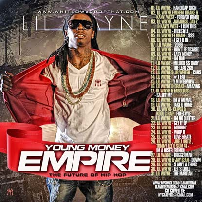 DJ Whiteowl & Lil Wayne - Young Money Empire