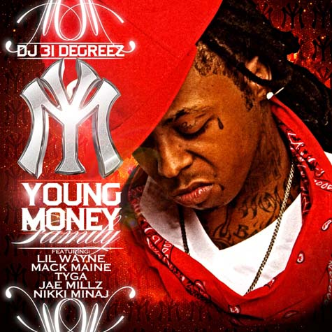 lil wayne in red. Lil Wayne-Young Money World 2.Lil Wayne-Full Of Red